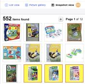 eBay Snapshot