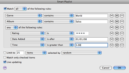 iTunes_Smart_Playlist_nested clause