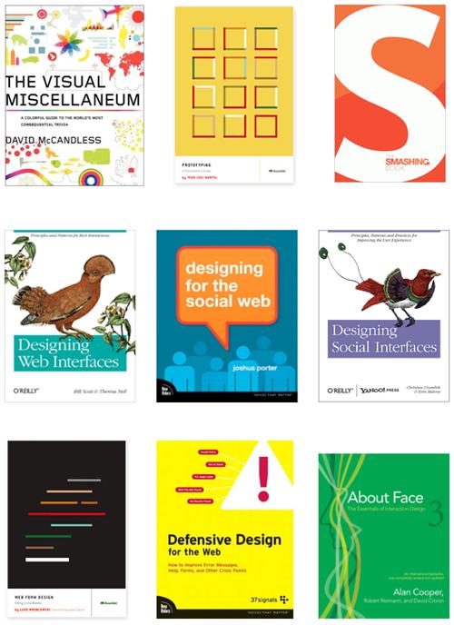 2009 December Designing Web Interfaces