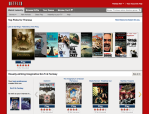 Netflix built with jQuery