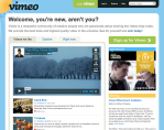 Vimeo built with MooTools